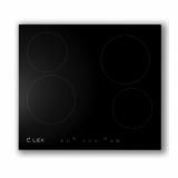 Электрическая варочная панель LEX EVH 640 BL