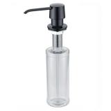 Дозатор жидкого мыла ZORG ZR-20 BLACK